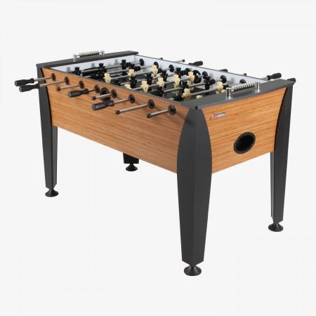 Sage Arcade G01342W Atomic™ Pro Force Foosball Table Game Table Cueandcase