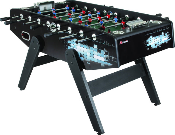 Sage Arcade Atomic Euro Star Foosball Table Foosball Table Atomic