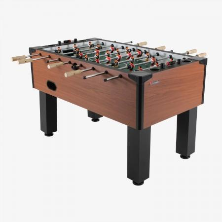 Sage Arcade G01889W Atomic™ Gladiator Foosball Table Game Table Cueandcase