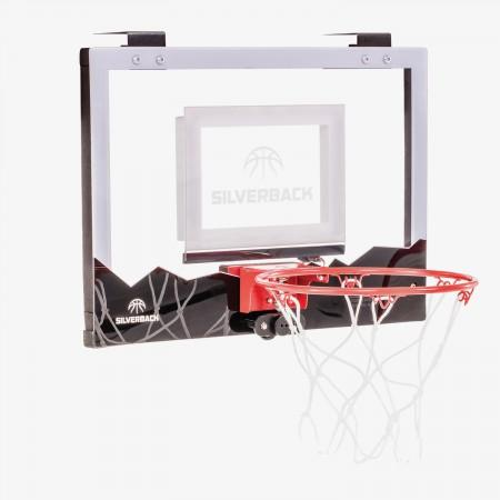 "Sage Arcade G02301W Silverback™ Lumen-X LED Mini Hoop (23"") Game Table Cueandcase"