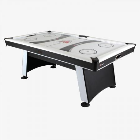 Sage Arcade G03510W Atomic™ 7' Blazer Hockey Table Game Table Cueandcase