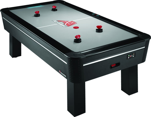 Sage Arcade Atomic AH800 8' Air Hockey Table Commercial Grade LED Scoring Air Hockey Atomic