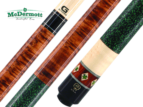 Sage Arcade McDermott G303 G-Core Billiards Pool Cue Billiard Cue McDermott