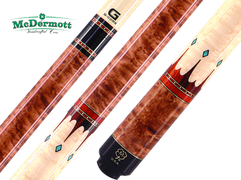 Sage Arcade McDermott G407 G-Core Billiards Pool Cue Billiard Cue McDermott