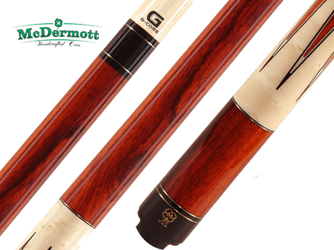 Sage Arcade McDermott G412 G-Core Billiards Pool Cue Billiard Cue McDermott