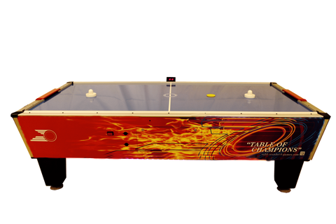 Sage Arcade Gold Standard Games Gold Pro Air Hockey Table Air Hockey Gold Standard Game