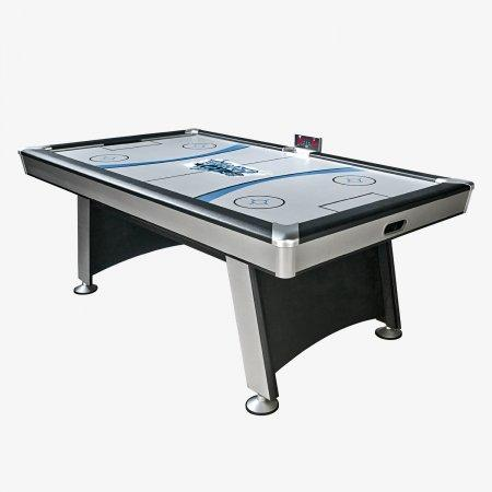 Sage Arcade HJAW7 HJ Scott® 7' Wicked Ice Hockey Table Game Table Cueandcase