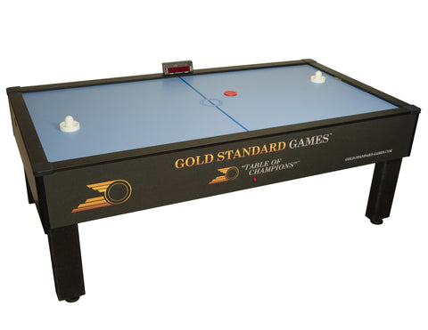 Sage Arcade Gold Standard Games Home Pro Elite Air Hockey Table Air Hockey Gold Standard Game