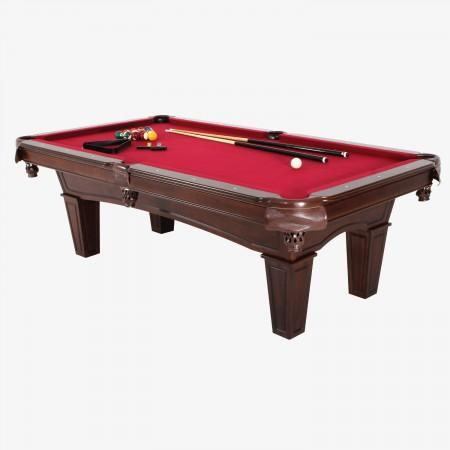 Sage Arcade MFT901-TBL Minnesota Fats™ 7.5' Fullerton Billiard Table Game Table Cueandcase