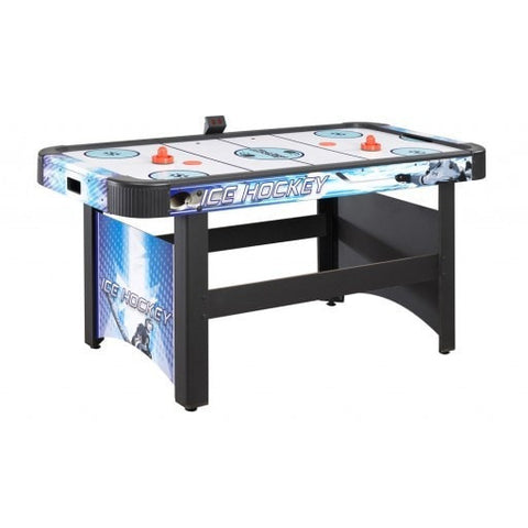 Sage Arcade Carmelli Face-Off 5 Ft. Air Hockey Table W/ Electronic Scoring Air Hockey Tables Carmelli