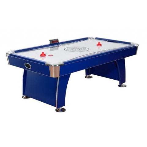 Sage Arcade Hathaway Sports Phantom 7.5 Ft. Air Hockey Table With Electronic Scoring Air Hockey Tables Carmelli