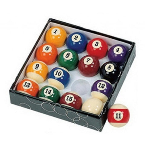 Sage Arcade Pool Table Regulation Billiard Ball Set Billiard Balls Carmelli
