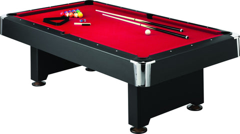 Sage Arcade Mizerak 8' Donovan II Slate Slatron Billiard Table Pool Mizerak
