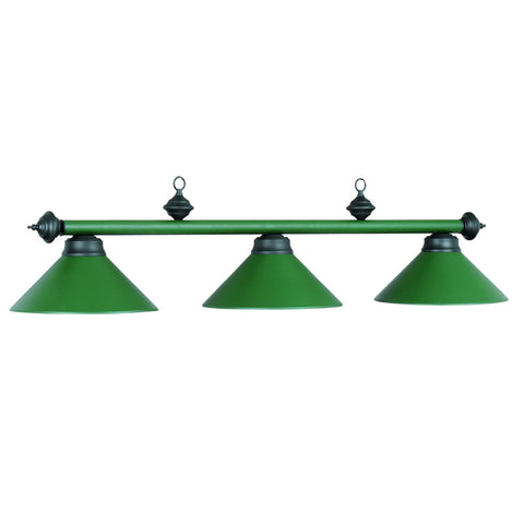 Sage Arcade Metal Billiard Lighting PR54 MGR Billiard Lighting RAM