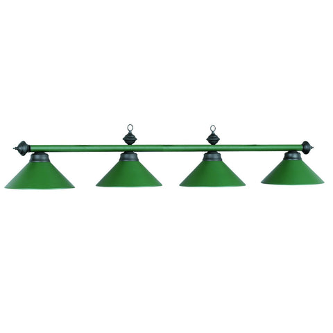 Sage Arcade Metal Billiard Lighting PR78 MGR Billiard Lighting RAM