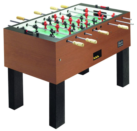 Sage Arcade Shelti Pro Foos III Foosball Table Foosball Table Gold Standard Game