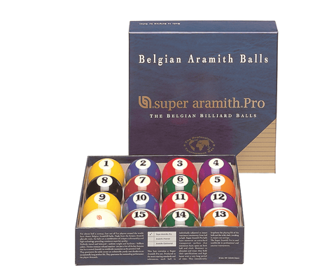 Sage Arcade Aramith Pro Billiard Pool Balls Set Billiard Balls Aramith