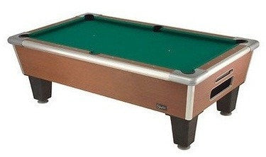 Sage Arcade Shelti Bayside Home-Package Cherry Billiards Pool Table Pool Shelti