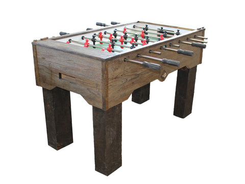 Sage Arcade Performance Games PGI Sure Shot RL Foosball Table Custom Made Foosball Table Performance Games