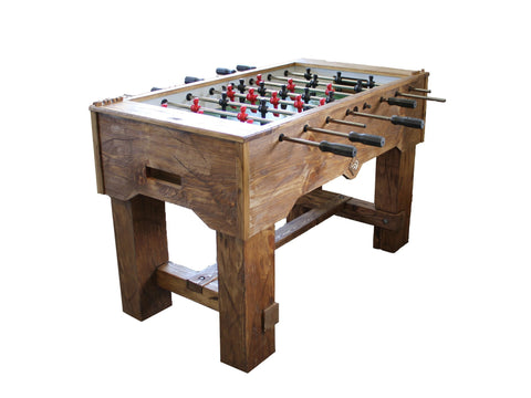 Sage Arcade Performance Games PGI Sure Shot RP Foosball Table Custom Made Foosball Table Performance Games