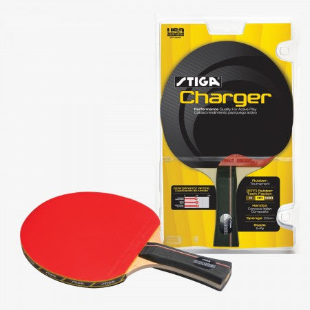Sage Arcade T1240 Stiga® Charger Table Tennis Racket Table Tennis Cueandcase