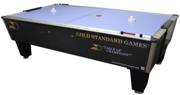 Sage Arcade Gold Standard Games Tournament Ice Manual Score Air Hockey Table Air Hockey Gold Standard Game