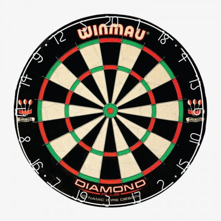 Sage Arcade WIN400 Winmau® Diamond® Dart Board Dartboards Cueandcase