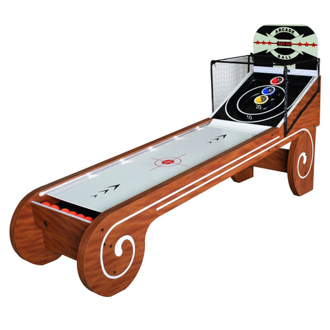 Sage Arcade Hathaway Sports Boardwalk 8-ft Arcade Ball Table Game Table The Hathaway Sports