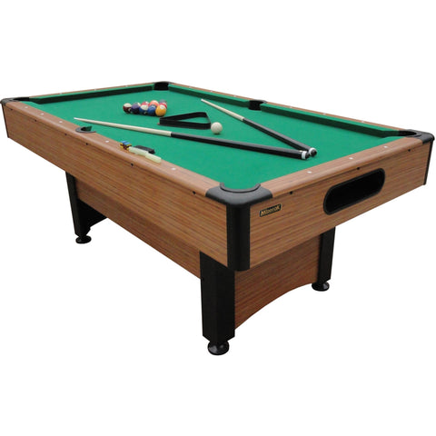"Sage Arcade Mizerak 6.5' Dynasty 78"" Space Saver Billiard Table Billiard Table Mizerak"