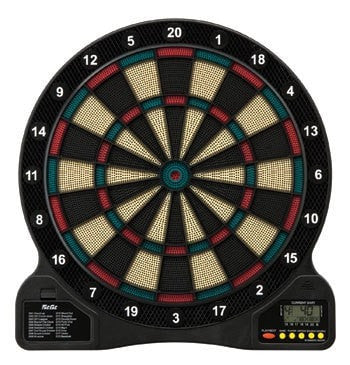 Sage Arcade Fat Cat GLD 727 LED Electronic Dartboard Darts FAT CAT