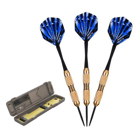 Sage Arcade Fat Cat Deluxe Soft Tip Darts with Storage/Travel Case, 16 Grams Darts FAT CAT