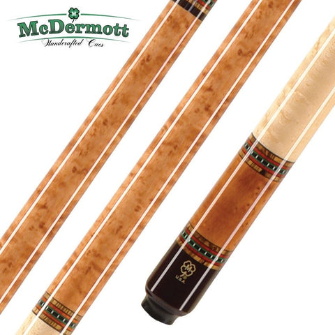 Sage Arcade McDermott G229 G-Core Billiard Pool Cue Billiard Cue McDermott