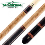 Sage Arcade McDermott G225 G-Core Billiards Pool Cue Billiard Cue McDermott