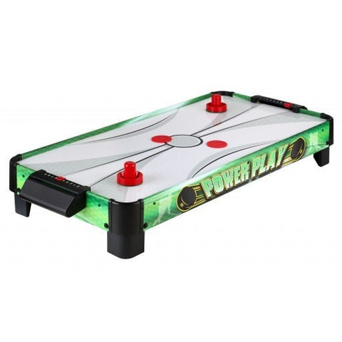 "Sage Arcade Hathaway Sports Power Play 40"" Table Top Air Hockey Table Top Air Hockey Tables Carmelli"