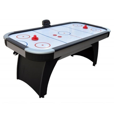 Sage Arcade Hathaway Sports Silverstreak 6' Air Hockey Table Air Hockey Tables Carmelli