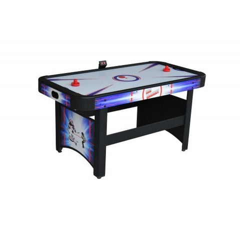 Sage Arcade Hathaway Sports Patriot 5' Air Hockey Table Air Hockey Tables Carmelli