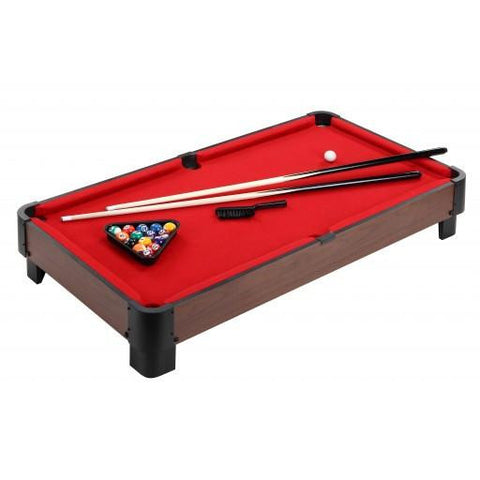 "Sage Arcade Striker 40"" Table Top Pool Table Pool Tables Carmelli"