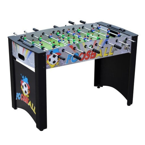 "Sage Arcade Carmelli Shootout 48"" Foosball Table Foosball Tables Carmelli"