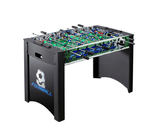 Sage Arcade Carmelli Playoff 48 In. Foosball Table Blue Wave Foosball Tables Carmelli