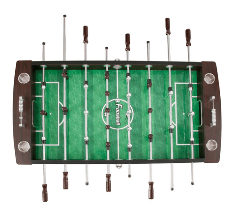 Sage Arcade Carmelli Primo 56 In. Foosball Soccer Table Blue Wave Foosball Tables Carmelli
