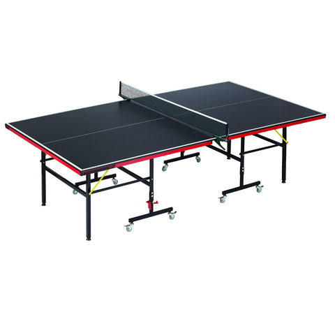 Sage Arcade Viper Arlington Black Indoor Table Tennis Table Ping Pong Viper