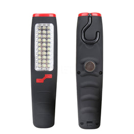 Flashlight LED Work Light Camping Outdoor Emergency Lamp electric torch