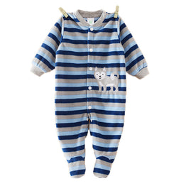 Newborn Winter Baby Clothes with Cartoon Animal for Boy/Girl