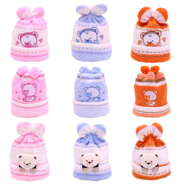 Infant Winter Bonnet for Newborn baby