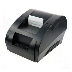 Black USB Port 58mm thermal Receipt printer POS