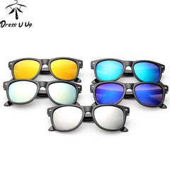 Baby Boy Girls Kids Sunglasses Top Coating Sunglasses Children