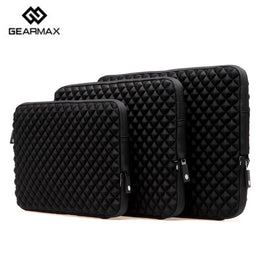 GEARMAX Waterproof Laptop Sleeve Bag/Case+Free Keyboard for Macbook Air 13 Case Pro 13