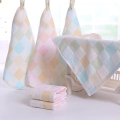 1 Piece Newborn Baby Safety Soft Cotton Towel