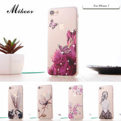 Mikoor Painted TPU Soft 4.7 For iPhone 7 Case