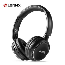 Bluetooth Headphones Wireless Headsets TF Card Music Player with Microphone